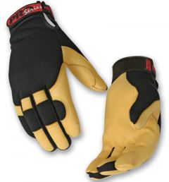 Kinco PRO Unlined Deerskin Drivers Gloves